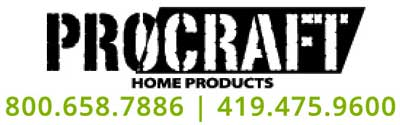 ProCraft Gutter Installation and Replacement